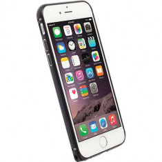 Bumper Krusell 90034/1 Aluminium Negru pentru APPLE iPhone 6 Plus - Bumper Telefon