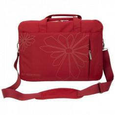 Geanta laptop Esperanza Modena 15.6 inch Red