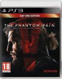 Joc consola Konami Metal Gear Solid 5 The Phanton Pain D1 Edition PS3, Shooting, 16+