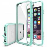 Husa Protectie Spate Ringke FUSION Mint plus folie protectie pentru Apple iPhone 6/6S - Husa Telefon