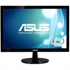 Monitor LED Asus VS207T-P 19.5 inch 5ms Black, 19 inch