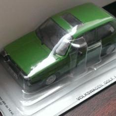 Macheta DeAgostini - VW Golf I -  Masini de Legenda Polonia - noua