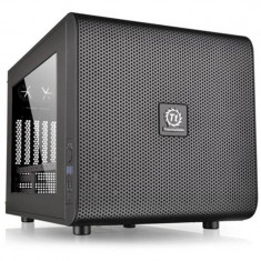 Carcasa Thermaltake Core V21 Black - Carcasa PC