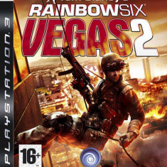 Joc consola Ubisoft RAINBOW SIX VEGAS 2 COMPLETE EDITION ESSENTIALS - Jocuri PS3 Ubisoft, Shooting, 16+