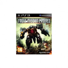 Joc consola Square Enix Front Mission Evolved PS3 - Jocuri PS3 Square Enix, Shooting