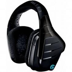 Casti Logitech G933 Artemis Spectrum Wireless 7.1 Black, Casti On Ear, Bluetooth, Active Noise Cancelling