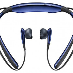 Casti bluetooth Samsung Level U Black / Blue - Handsfree GSM
