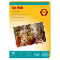 Hartie foto Kodak 50 coli A4 Mata 180g - Hartie foto imprimanta