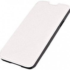 Husa Flip Cover Tellur TLL111502 Folio alba pentru Apple iPhone 6 Plus - Husa Telefon