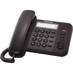 Telefon fix Panasonic TS520FXB Black