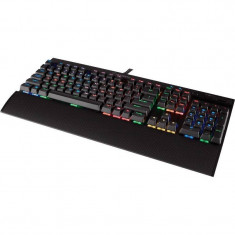Tastatura Gaming Corsair K70 LUX RGB LED Cherry MX Brown - Tastatura PC Corsair, Cu fir, USB