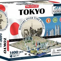 Puzzle 4D Cityscape Tokyo 1400+ piese