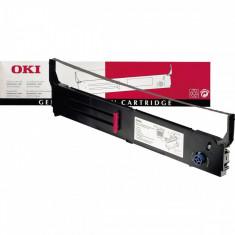 Ribbon Oki 40629303 Black - Riboane imprimanta