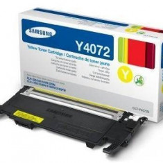 Consumabil Samsung Consumabil Yellow Toner for CLP-320/CLP-325/CLX-3185 Series 1000 pag