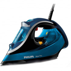 Fier de calcat Philips GC4881/20 Talpa T-IonicGlide 2800 W 0.35 l 210g/min Compartiment Anti-Calc Albastru, 350 ml