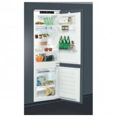 Combina frigorifica Whirlpool Incorporabila ART 7811/A+ Clasa A+ 275 Litri Alb