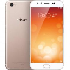 Smartphone VIVO X9 Plus 64GB Dual Sim 4G Gold - Telefon mobil Dual SIM
