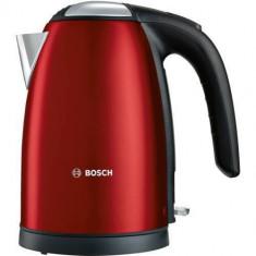 Fierbator Bosch TWK7804 2200W 1.7l rosu / negru - Fierbator apa