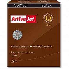 Consumabil ActiveJet Ribon compatibil Epson LQ100 - Riboane imprimanta