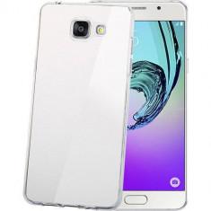 Husa Protectie Spate Celly Transparenta pentru Samsung Galaxy A7 2016 - Husa Telefon Celly, Plastic, Carcasa