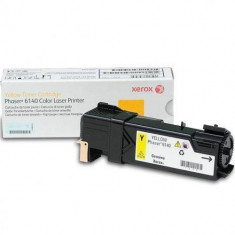 Consumabil Xerox Consumabil Yellow toner cartridge Phaser 6140