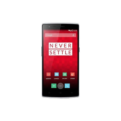 Smartphone OnePlus One 16GB White foto