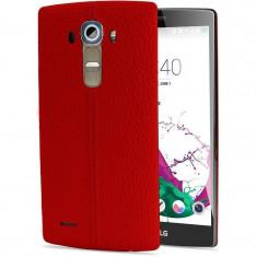 Husa Protectie Spate LG CPR-110 rosie pentru LG G4