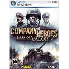 Joc PC THQ Company of Heroes: Tales Valor - Jocuri PC Thq, Strategie, 16+, Multiplayer