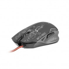 Mouse Tracer Battle Heroes Gunner USB Black, Optica, Peste 2000