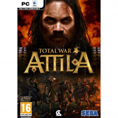 Joc PC Sega Total War Attila, Strategie, 12+, Multiplayer