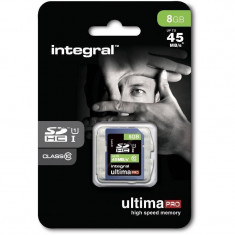 Card Integral UltimaPro SDHC 8GB Class 10