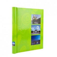 Album foto Procart Age Big Ben 23x28cm 20 file autoadezive Verde