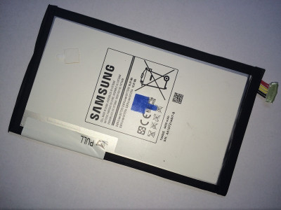 Acumulator  Samsung Galaxy Tab 3 8.0   SM-T310  SM-T311 cod T4450e original foto