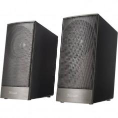 Sistem audio 2.0 Trust Ebos Black