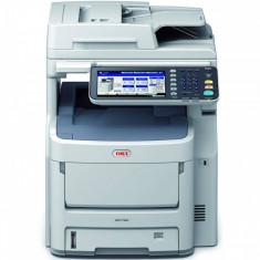 Multifunctionala Oki MC760dn A4 Laser Color USB LAN Alb