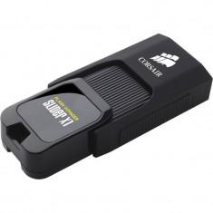 Memorie USB Corsair Voyager Slider X1 128GB USB 3.0 Black - Stick USB