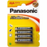 Baterie Alkaline Power Panasonic LR03APB/4BP