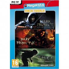 Joc PC OEM Thief Triple Pack - Jocuri PC Square Enix, Actiune, 16+, Single player