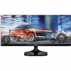 Monitor LED Gaming LG 34UM58-P 34 inch 5ms Black