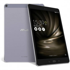 Tableta Asus ZenPad 3S Z500KL-1A019A 9.7 inch Quad HD Snapdragon 650 1.8 GHz Hexa Core 4GB RAM 32GB flash WiFi GPS 4G Android 6.0 Slate Grey