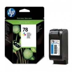 Consumabil HP Consumabil Cartus Color Nr.78 C6578A - Cartus imprimanta