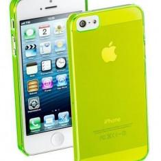Husa Protectie Spate Cellularline COOLIPHONE5L Cool Green pentru Apple iPhone 5S / SE - Husa Telefon CellularLine, iPhone 5/5S/SE