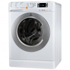 Masina de spalat rufe cu Uscator Indesit Innex XWDE 961480 X 1400 RPM Spalare 9 kg Uscare 6 kg A Alb, A