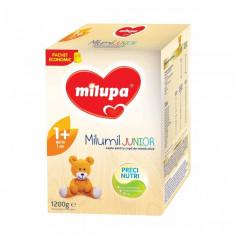 Lapte praf MILUPA Milumil Junior 1+ 1200g - Lapte praf bebelusi