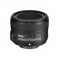 Obiectiv Nikon AF-S Nikkor 50mm f/1.8G