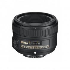 Obiectiv Nikon AF-S Nikkor 50mm f/1.8G - Obiectiv DSLR