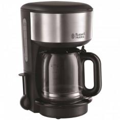 Cafetiera Russel Hobbs Oxford 1000W 1.25 l negru / inox