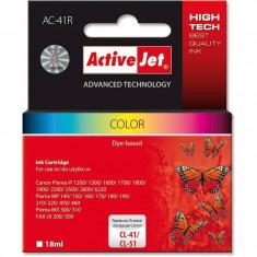 Consumabil ActiveJet Cartus compatibil CL41 CL51 color pentru Canon - Cartus imprimanta