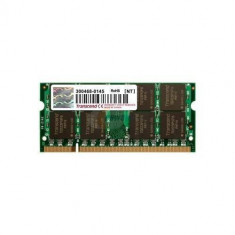 Memorie laptop Transcend 2GB DDR2 667MHz CL5 - Memorie RAM laptop