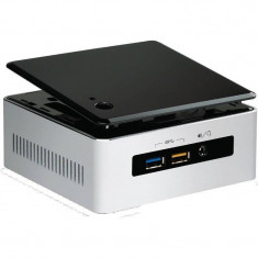Barebone Intel NUC kit Intel i5-5250U WiFi - Sisteme desktop fara monitor